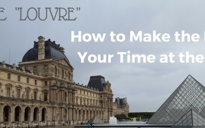 Tips We Louvre: How to make the most of your time at The Louvre, via @TravelLatte.net
