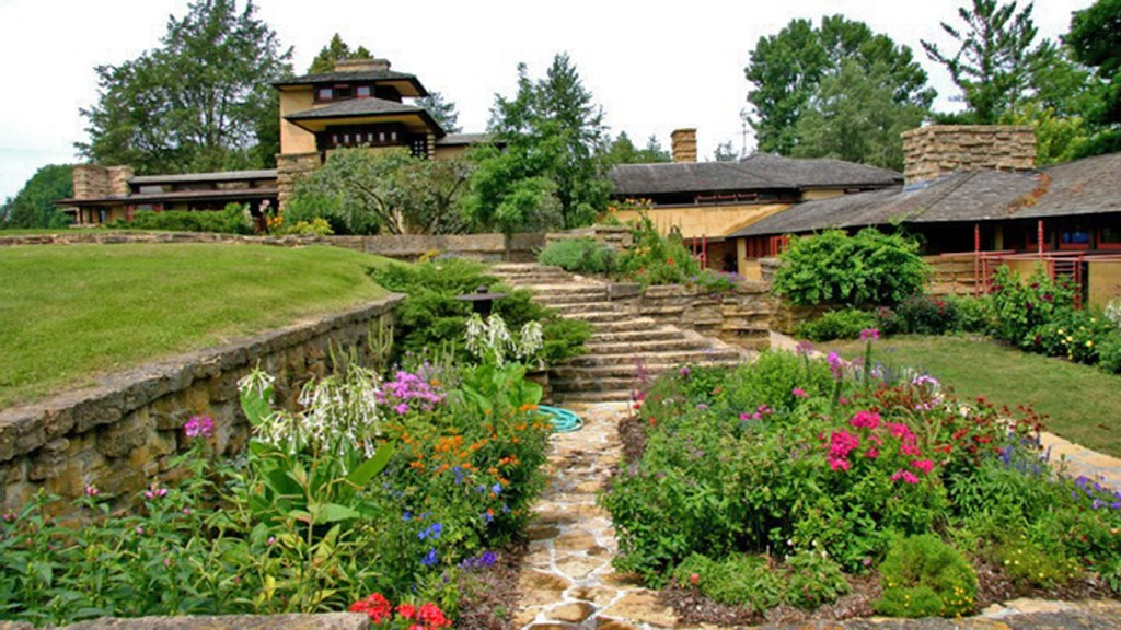 Will Travel for the (Frank Lloyd) Wright Sights, via @TravelLatte.net