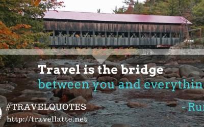 Favorite Travel Quotes via @TravelLatte.net