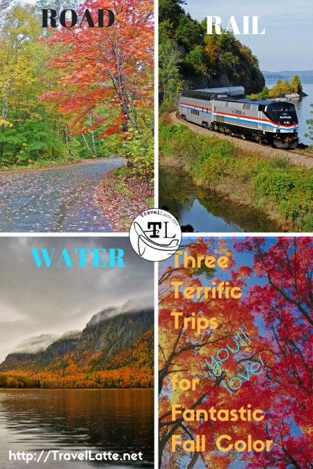 Three Terrific Trips You'll Love for Festive Fall Color via @TravelLatte.net