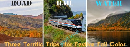 Three Terrific Trips You'll Love for Festive Fall Color via @TravelLatte.net