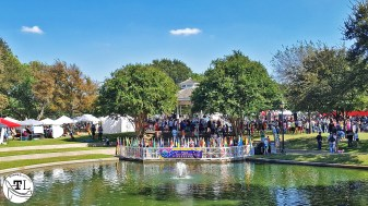Plano International Festival at Haggard Park via TravelLatte.net