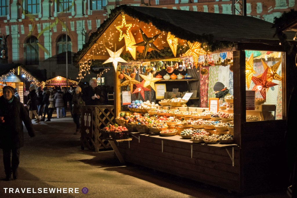 Vienna with travelsewhere on Five Festive Cities with Charming Christmas Markets via TravelLatte.net