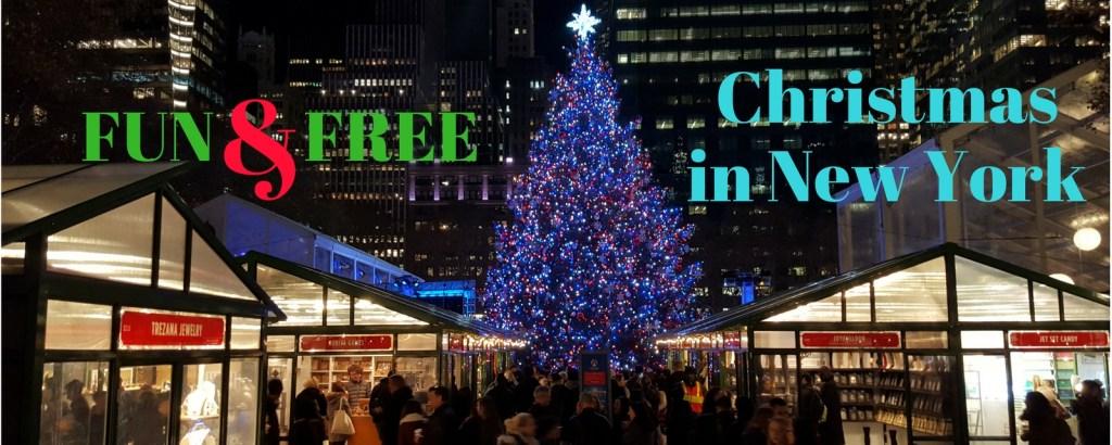 Christmas in New York via TravelLatte.net