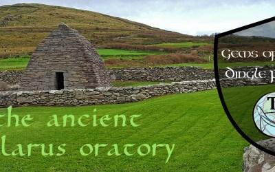 Gems of Ireland's Dingle Peninsula: The Ancient Gallarus Oratory, via @TravelLatte
