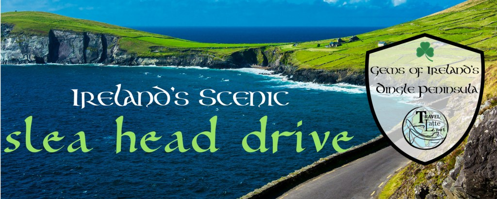 Ireland's Scenic Slea Head Drive via @TravelLatte.net