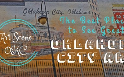 The Best Places to See Great Oklahoma City Art via @TavelLatte.net