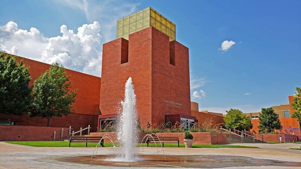Fort Worth Museum of Science & History via @TravelLatte.net