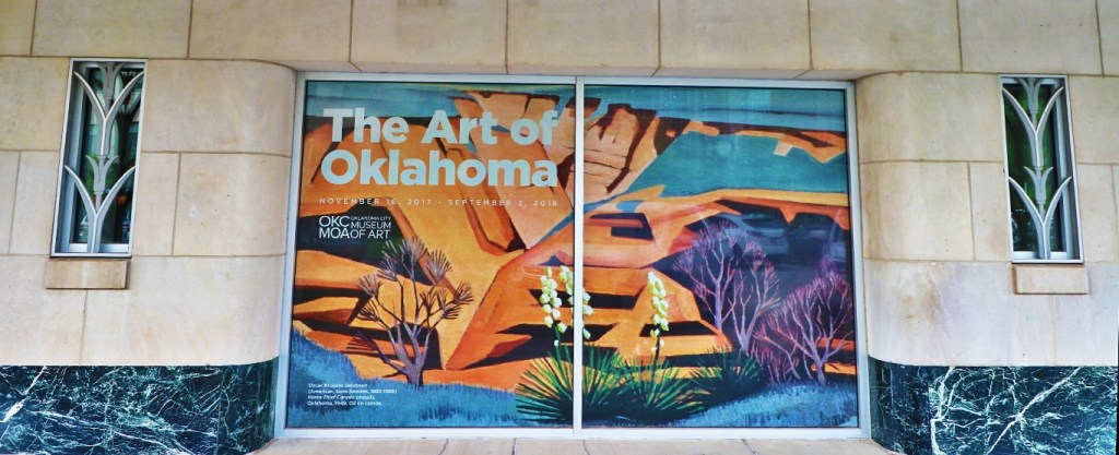 Oklahoma City Museum of Art via TravelLatte.net