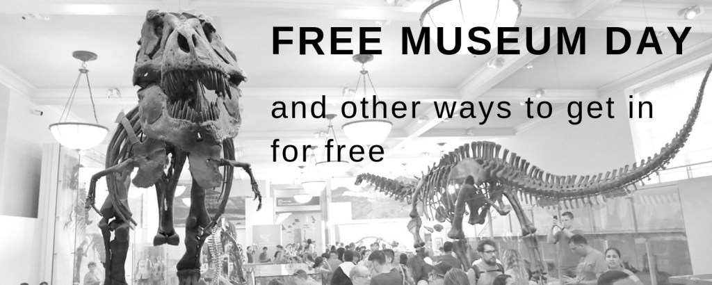 Free Museum Day via TravelLatte.net