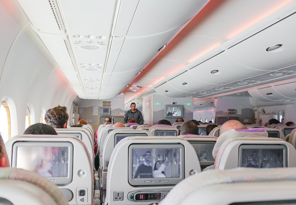 Airplane Interior - Toa Heftiba - Get Your Best Seat on a Plane - TravelLatte