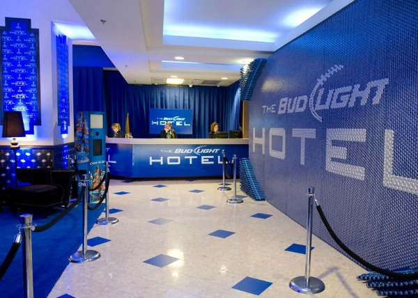 Bud Light Hotel New Orleans - Now it's Taco Bell's turn - Coming Soon: Taco Bell Hotel, via @TravelLatte.net