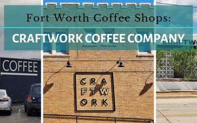 Fort Worth's Craftwork Coffee Company on TravelLatte.net