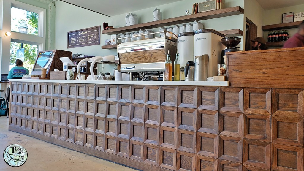 Fort Worth's Craftwork Coffee Company - Inside the Magnolia Location on TravelLatte.net