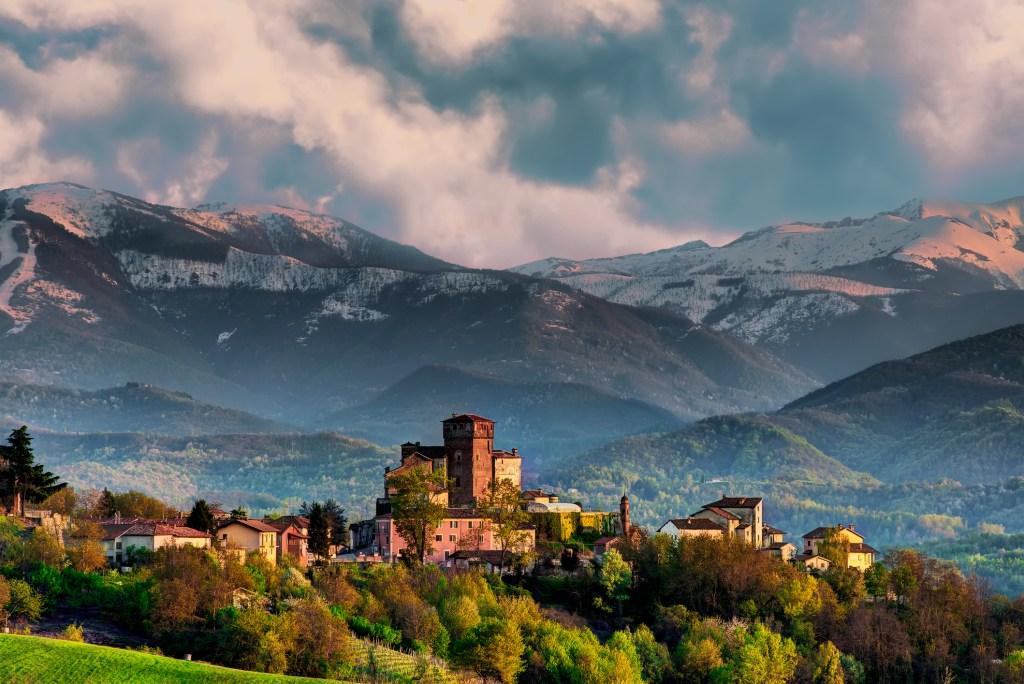 Villiage in the Piedmont, Italy - Five Villages that Want You to Move to Italy - TravelLatte.net
