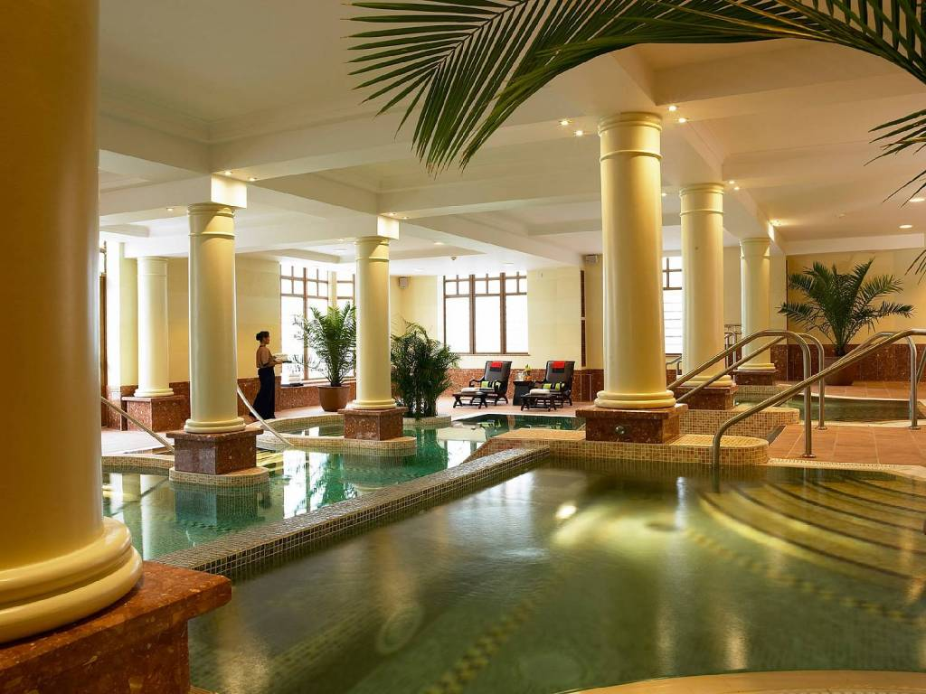 Angsana Spa at The Brehon - Affordable Luxury Hotel in Ireland - TravelLatte