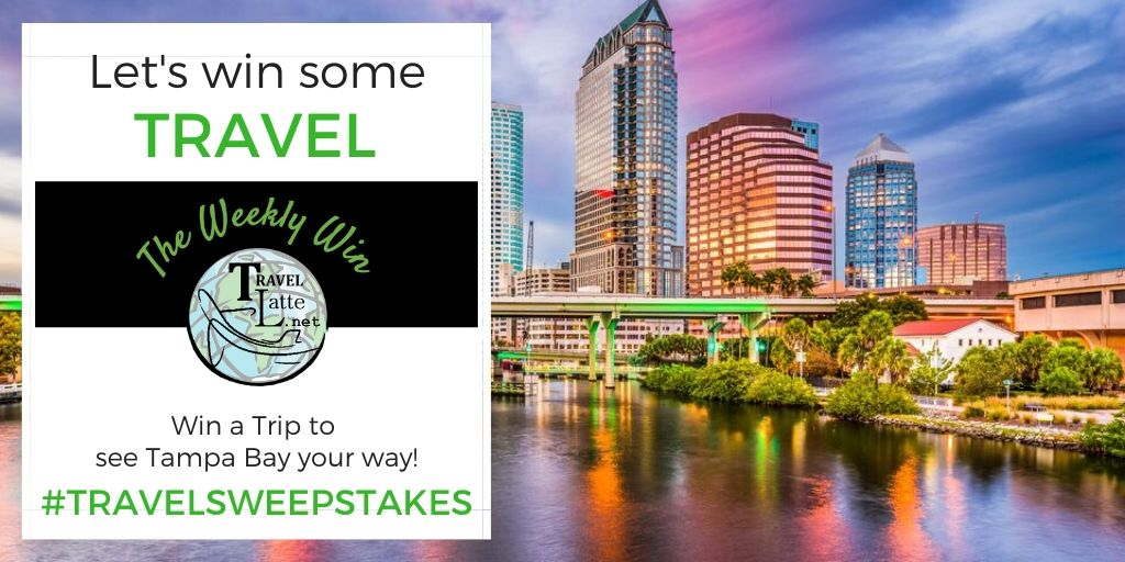See Tampa Bay Your Way Travel Sweepstakes - The Weekly Win on TravelLatte