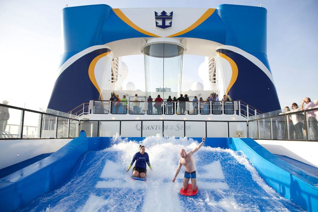 TravelLatte - Why We Love to Cruise - FlowRider