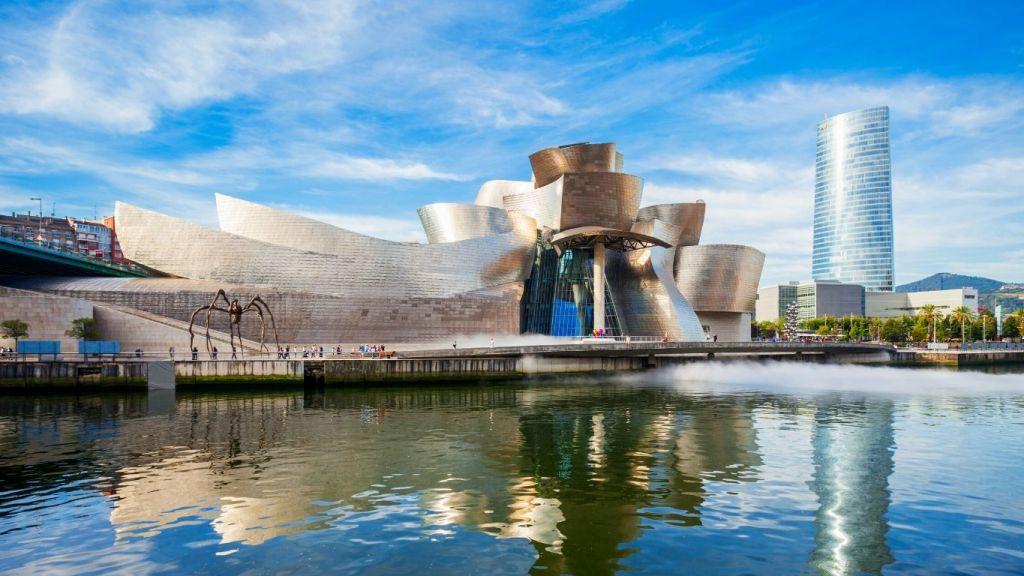 Guggenheim Museum Bilbao - Museum Edition - Armchair Traveler - TravelLatte