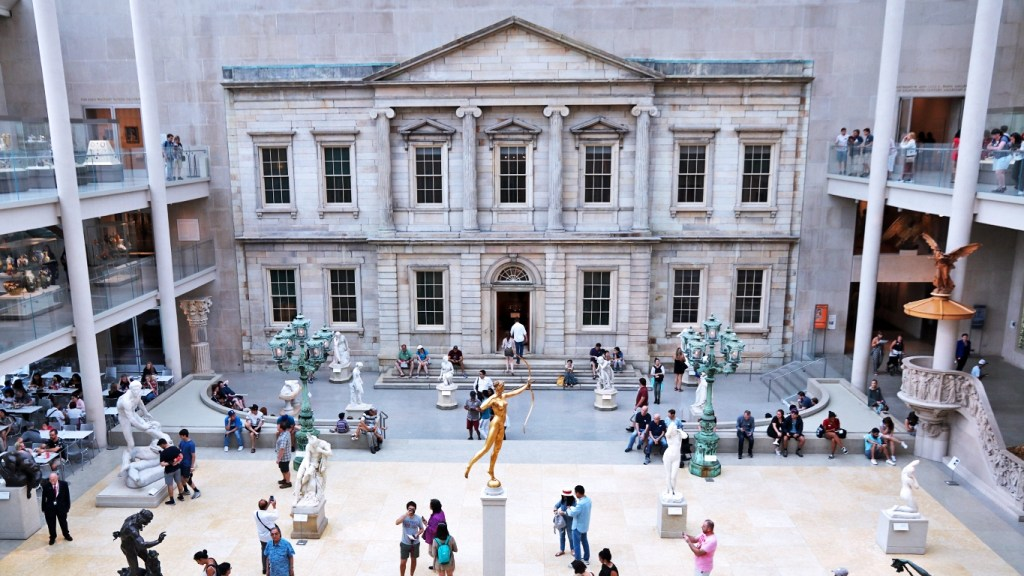 The Met - Englehard Court - Museum Edition - Armchair Traveler - TravelLatte