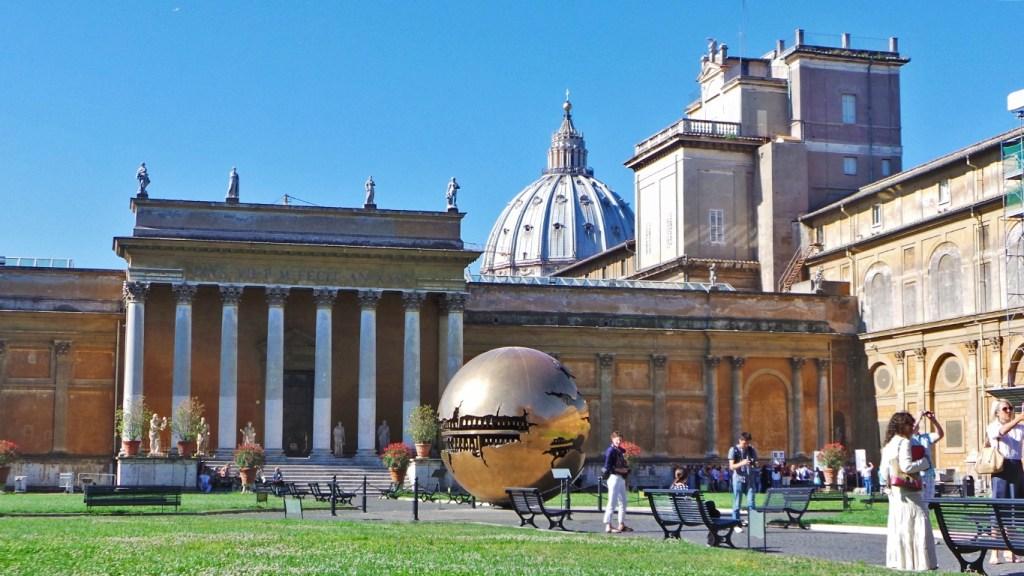 Vatican Museum - Armchair Traveler - TravelLatte