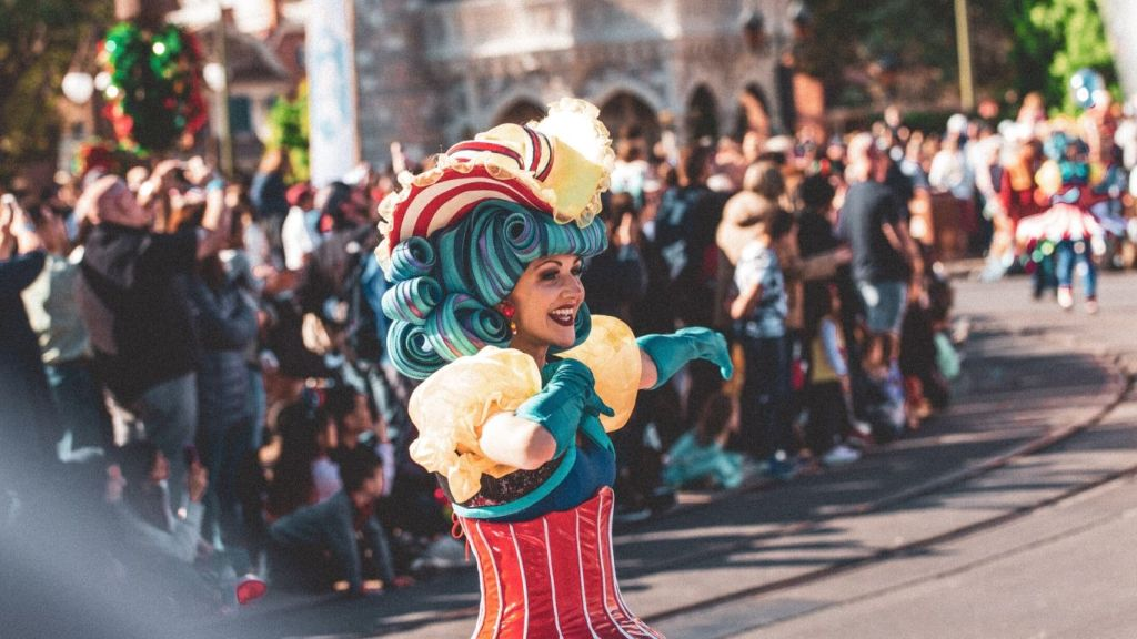 Disney World Reopening - Magic Kingdom Parade - TravelLatte