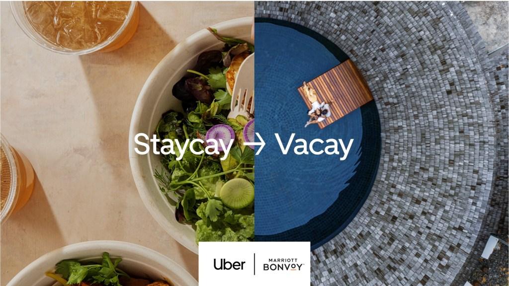 Image: Link Uber and Marriott for a Bonvoy Bonus via TravelLatte
