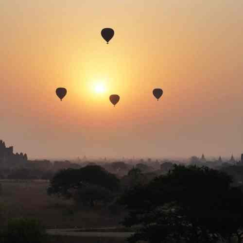 Backpacking Myanmar (Burma)