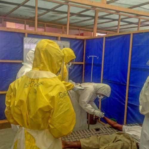 I Went to Sierra Leone to Fight Ebola: Here's What it Was Like