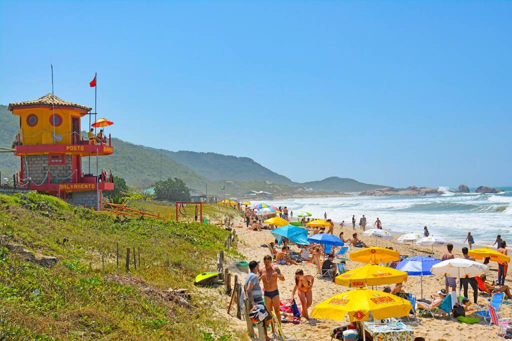 Places to Visit in South America : Florianopolis