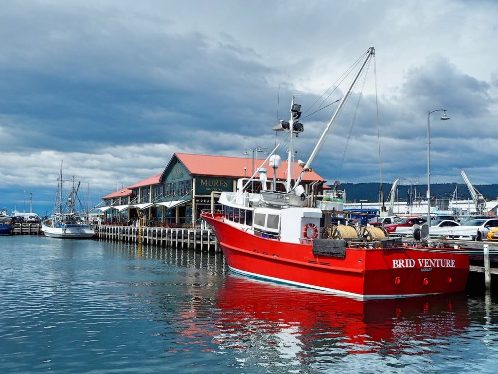 Places to visit in Australia : Hobart