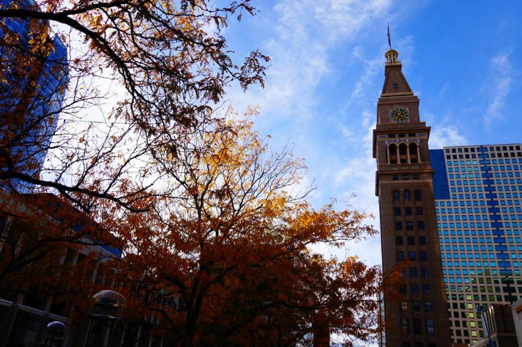 Things to Do in Denver: The Clocktower