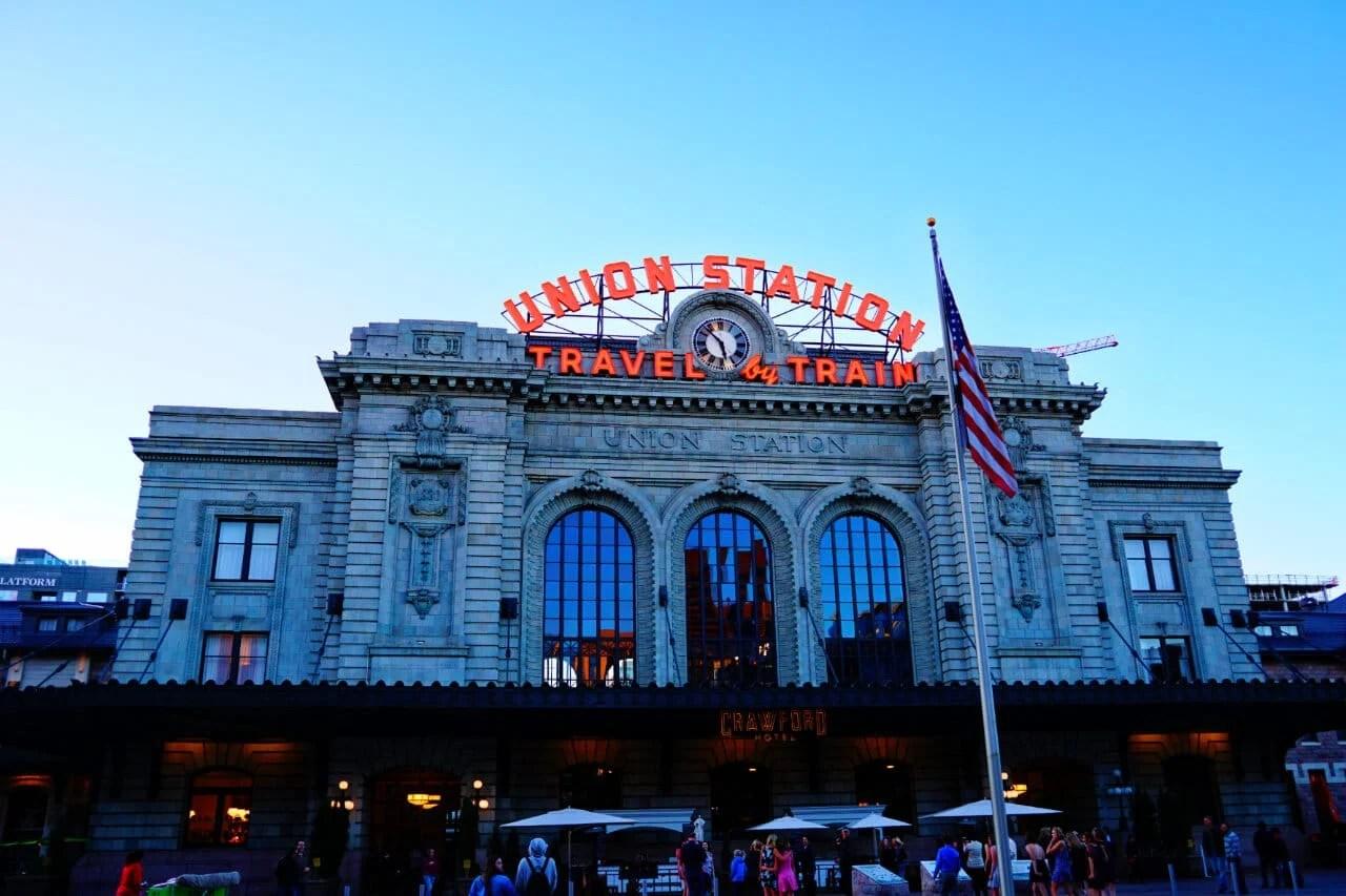 Things to Do in Denver: Denver historic Union Station