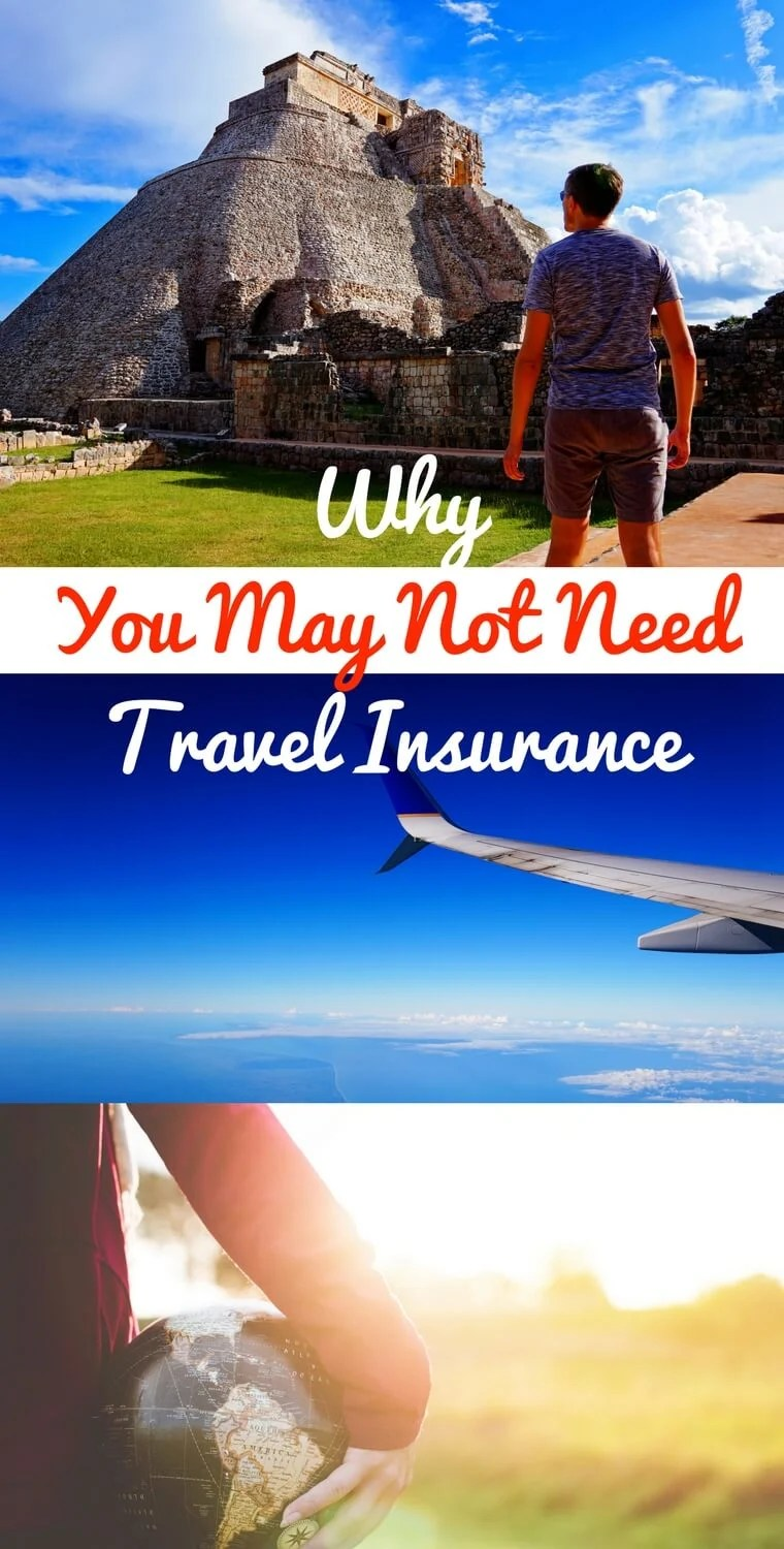 Do you really need travel insurance? The truth is that you might already have it! Whether looking for annual travel insurance, backpacking insurance, or trip insurance, read this first!