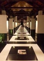 Airy corridors
