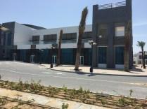 Entrance to private a new private Villa's area