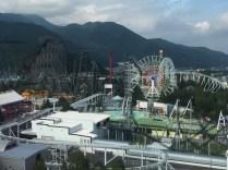 Fuji Q Highland theme park japan