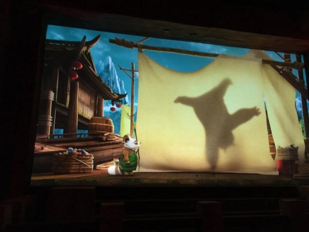 Motiongate Dubai Dreamworks Kung-Fun Panda Unstoppable Awesomness Ride