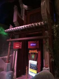 motiongate theme park dubai dreamwork kung-fu panda unstoppable awesomeness ride