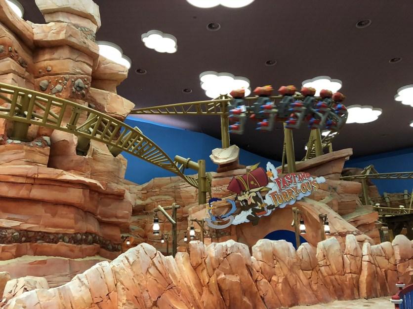 Abu Dhabi Warner Bros World Theme Park