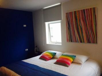 593 hostel common area