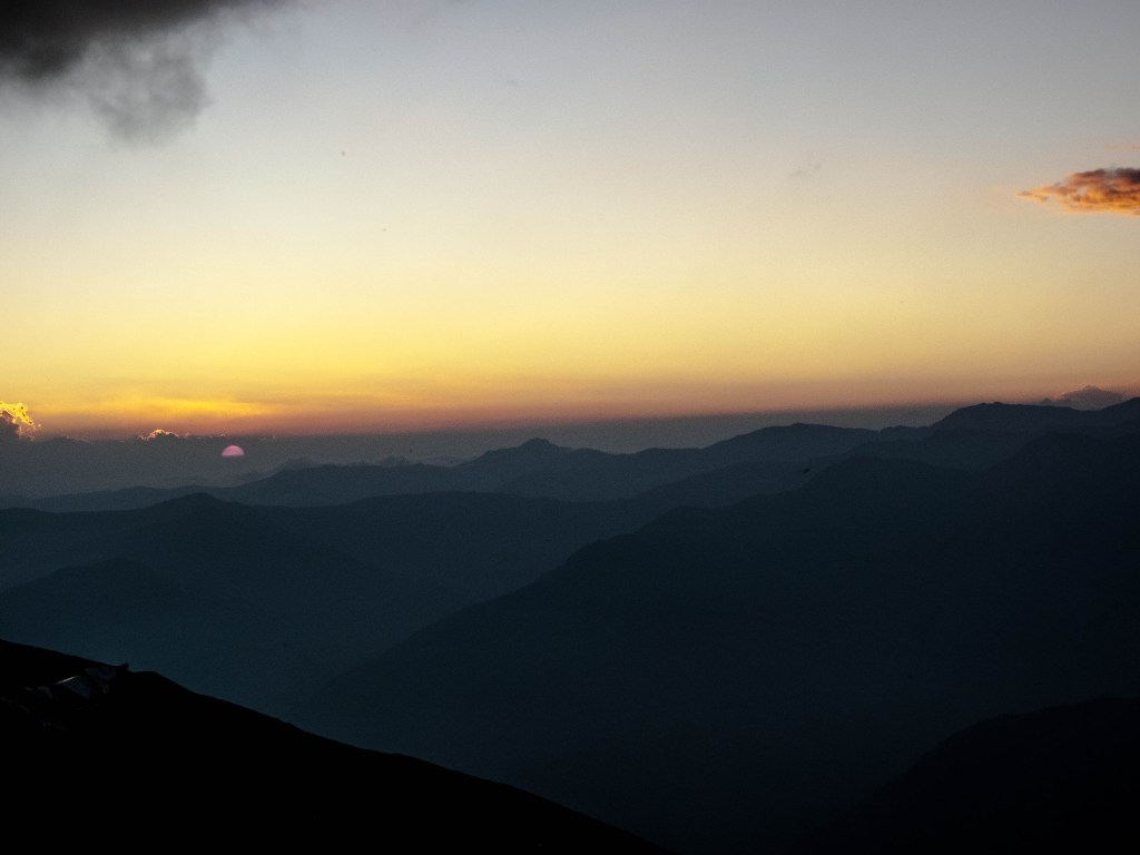 sunset-from-tungnath