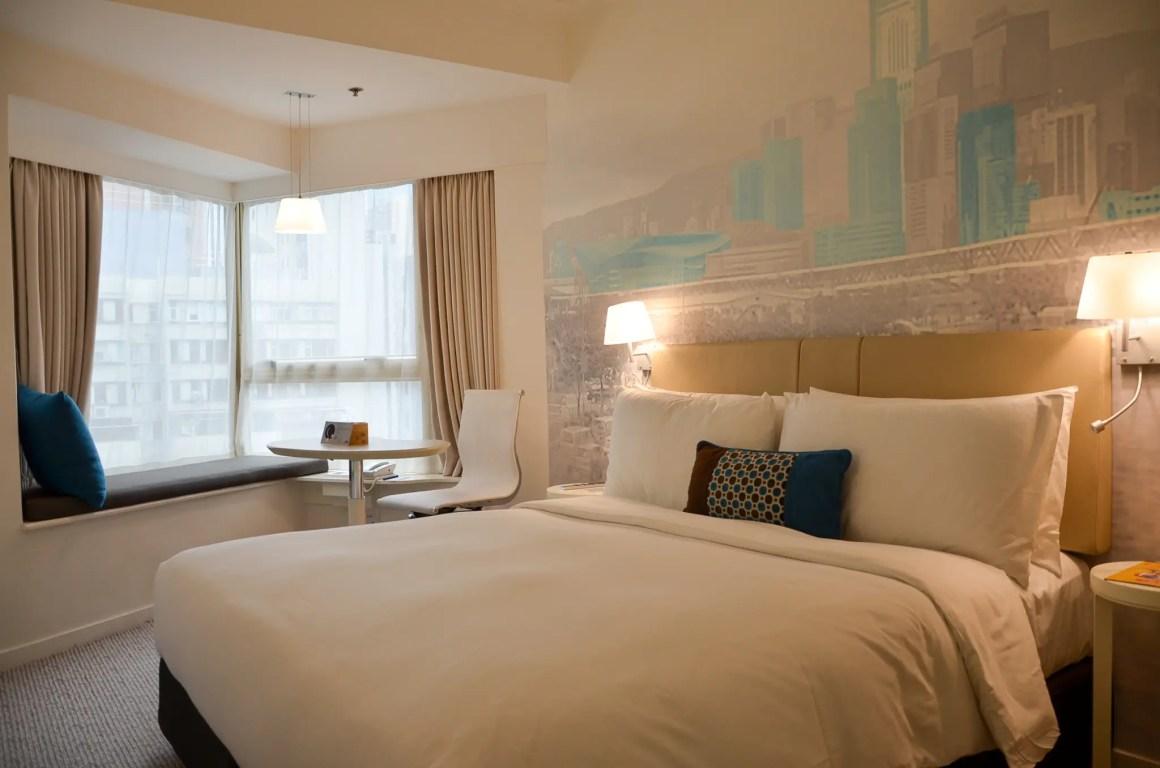 Het Ozo Wesley Hotel Hong Kong in Wan Chai is een geheime hoteltip