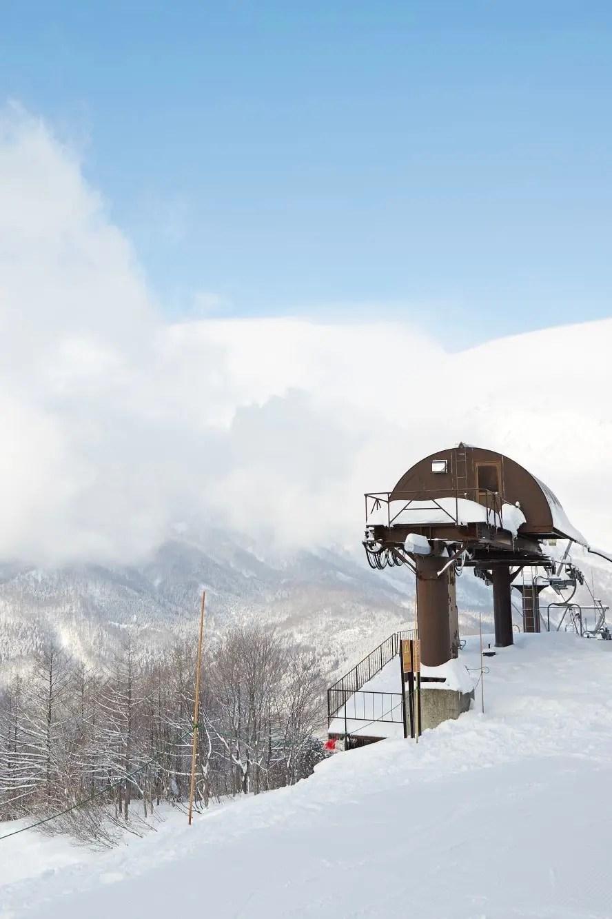 Je kunt de winter in Japan goed doorbrengen in Nagano