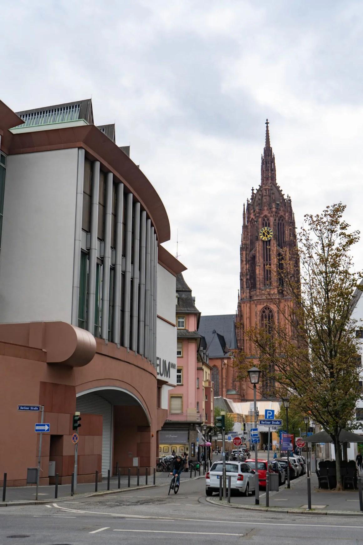 Kerk in Frankfurt am Main