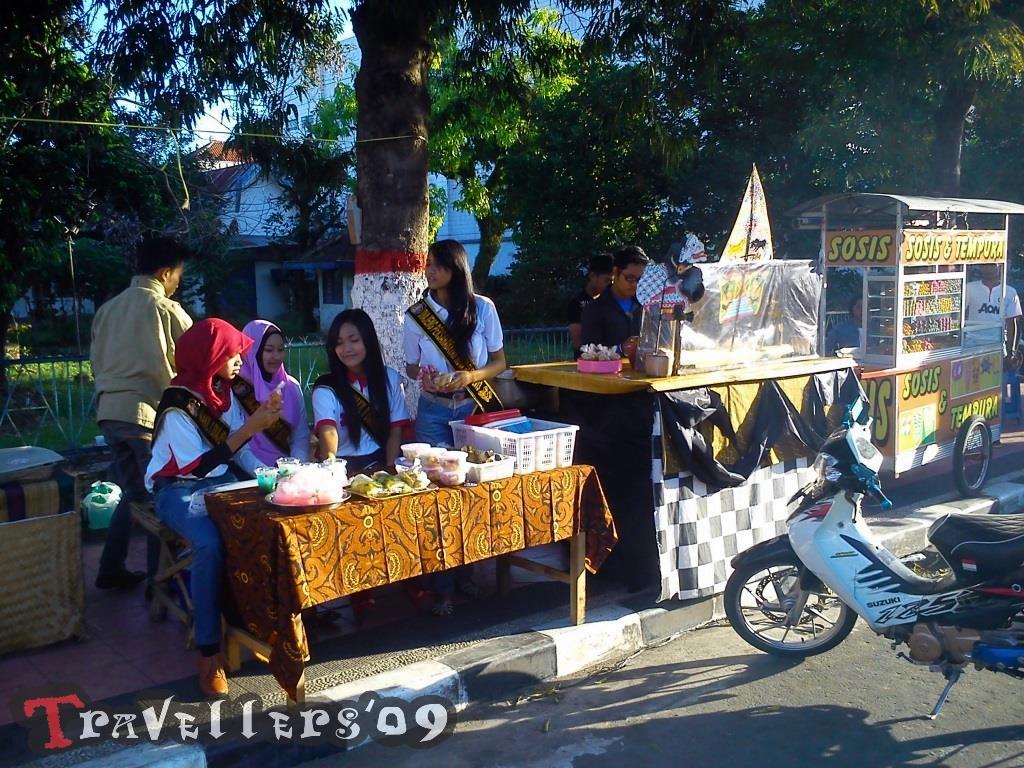 Pasar Takjil Ramadhan Blitar 1