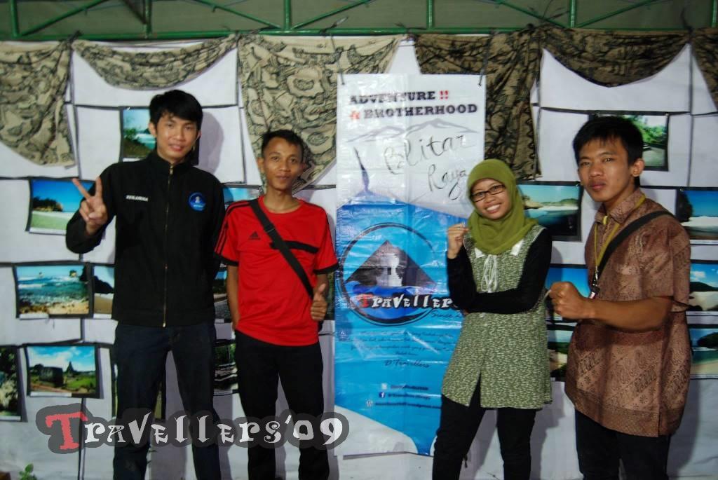 D'Travellers Pameran di Bazar Dusun Tulungsari Kulon, Desa Tingal, Garum, Blitar 1
