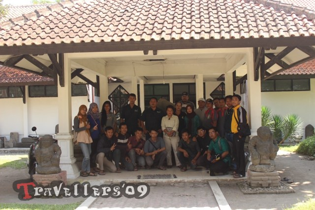 dtravellers and all staff museum penataran