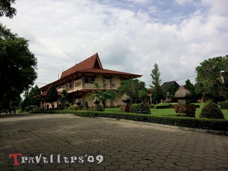 Koleksi Asal Blitar di Museum Majapahit (Trowulan) 1