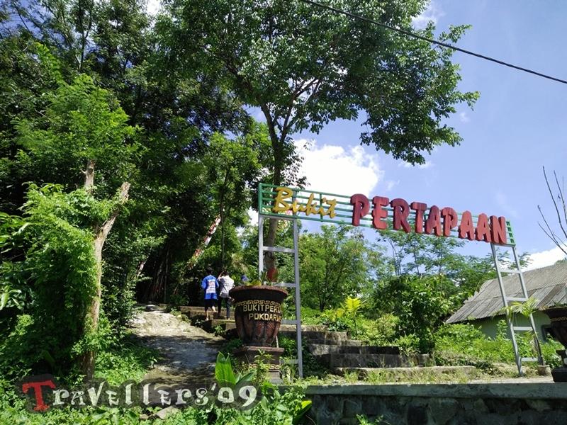 Wisata Bukit Pertapaan Gunung Pegat Blitar 1